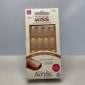 KISS REVOLUTIONARY ACRYLIC NAILS 67899